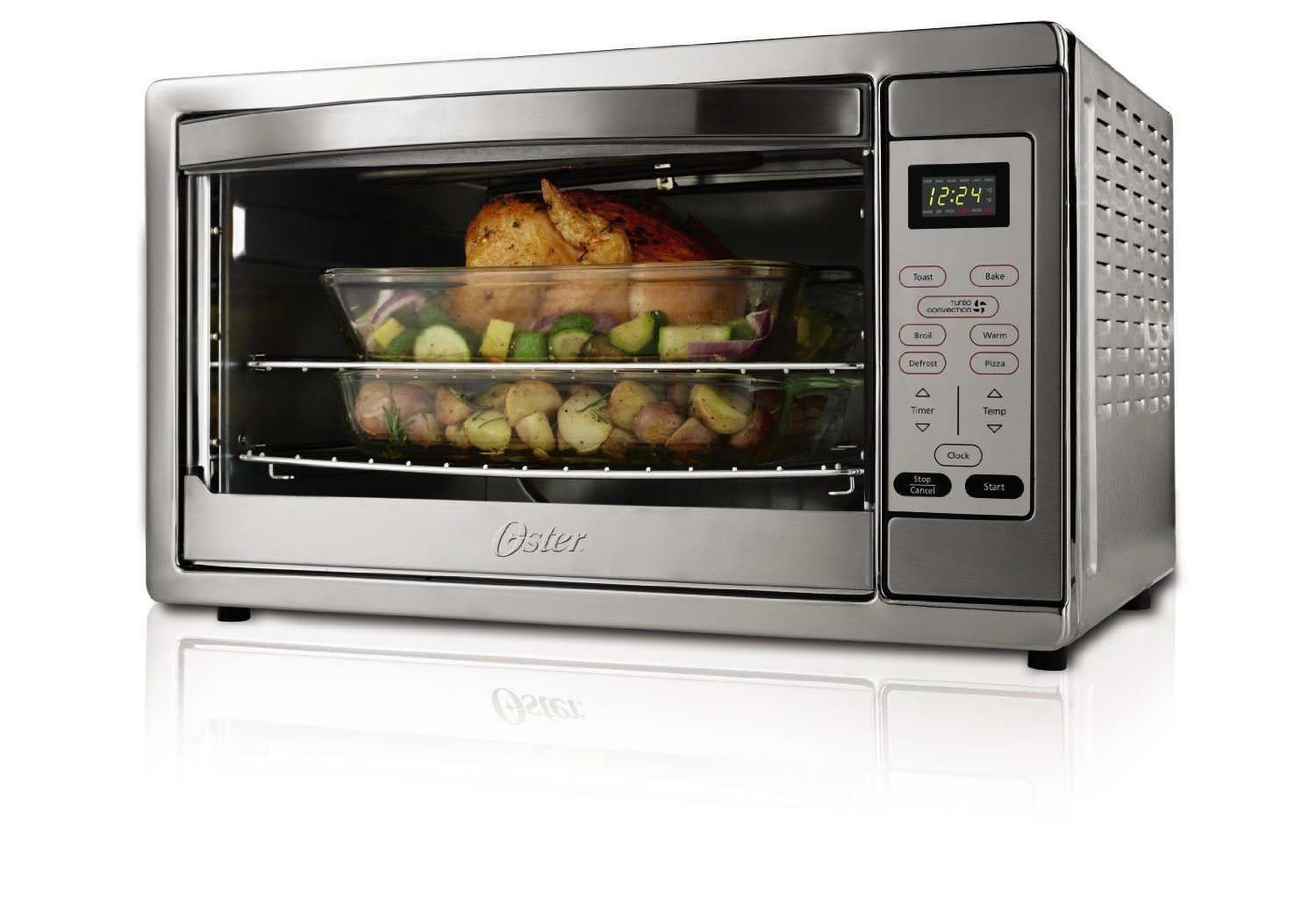 Commercial Grade Countertop Convection Oven : fal FR8000 Deep Fryer Review browngoodstalk.com